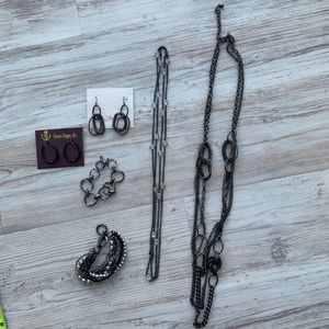Premier Designs lot of jewelry